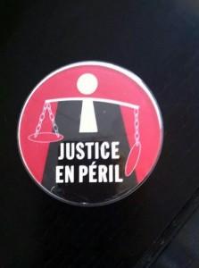 justice en péril
